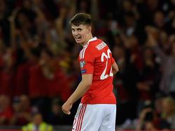 Wales-Talent Ben Woodburn