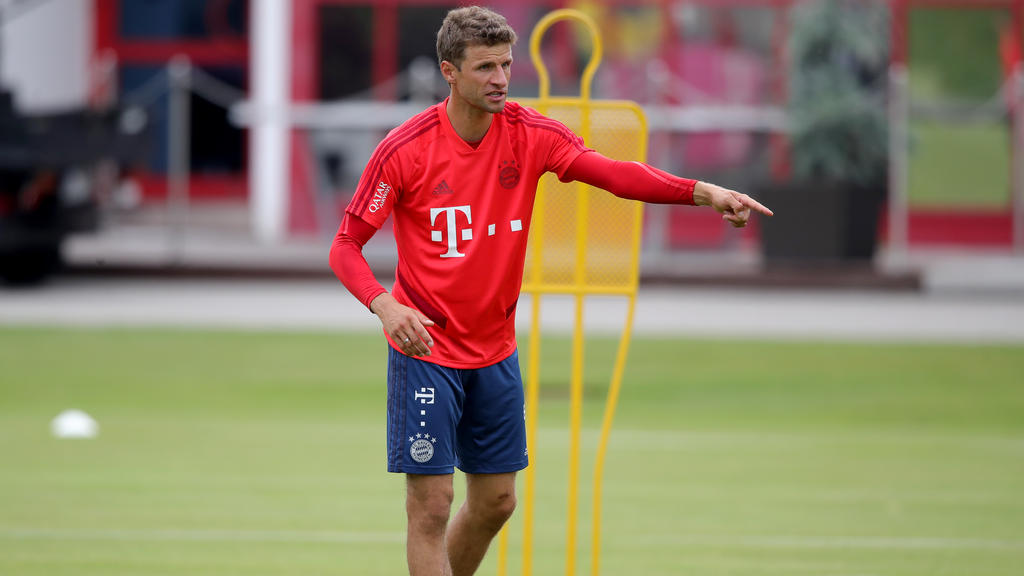 Freut sich auf die neue Saison: Thomas Müller
