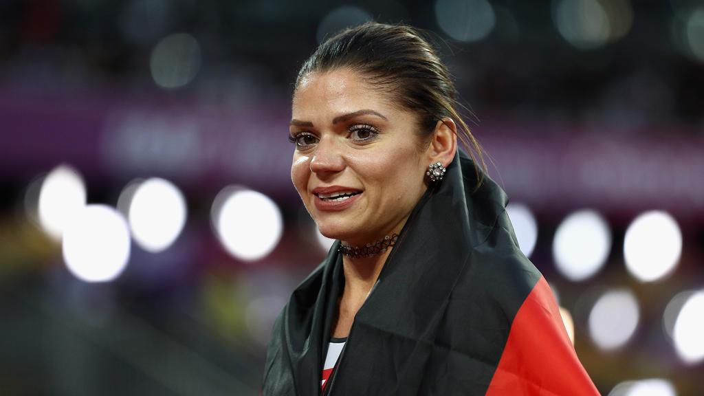 Pamela Dutkiewicz verpasst die WM