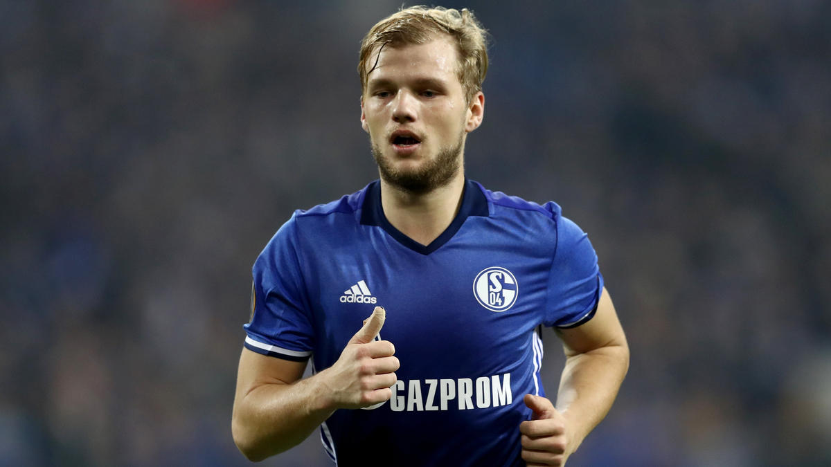 Johannes Geis wechselte 2015 zum FC Schalke 04