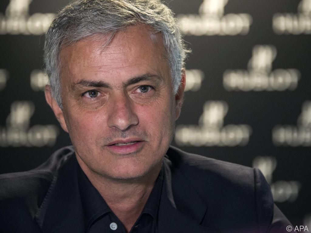 Mourinho erhält bei Tottenham einen Vertrag bis 2022/23