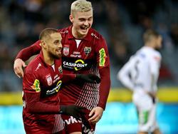 Altach drehte das Spiel gegen Sturm Graz und beendet die Negativserie gegen die Steirer