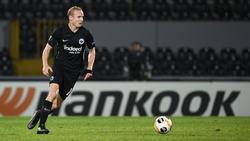 Sebastian Rode könnte Eintracht Frankfurt in Mainz fehlen