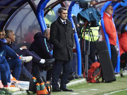 Valverde está preocupado por la baja en la portería.