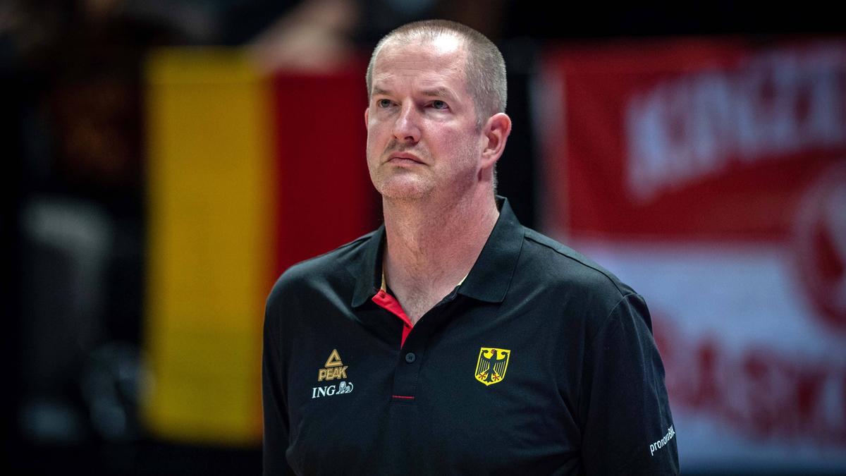 Bleibt Henrik Rödl Basketball-Bundestrainer?