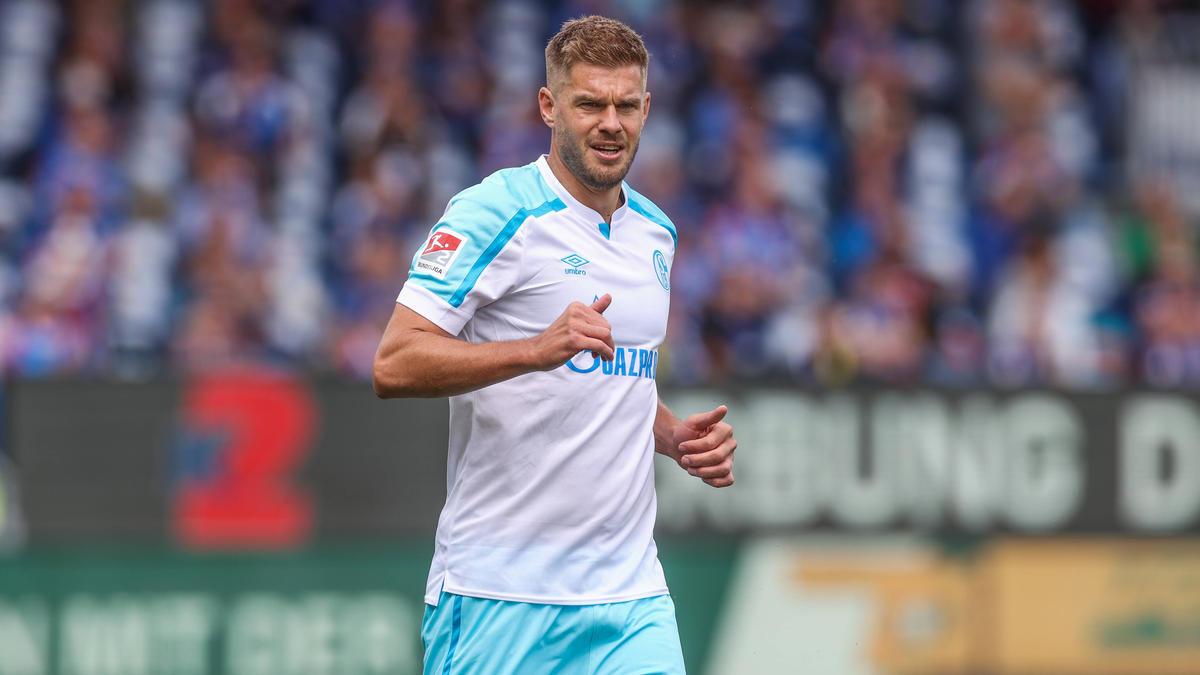 Simon Terodde hat schon drei Tore für Schalke erzielt