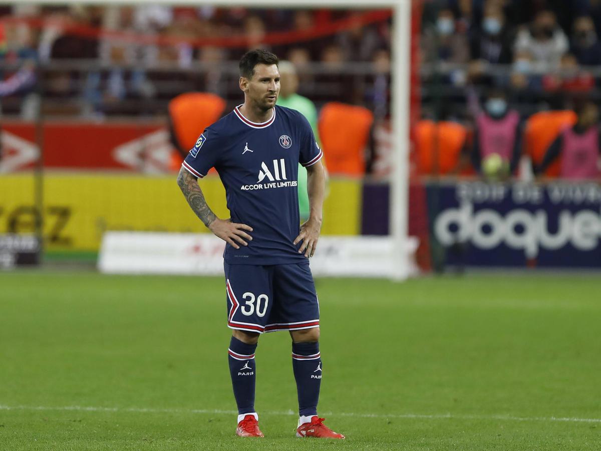 Lionel Messi startet erstmals in der Champions League