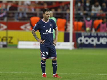 Messi sueña con ganar la Champions en París.