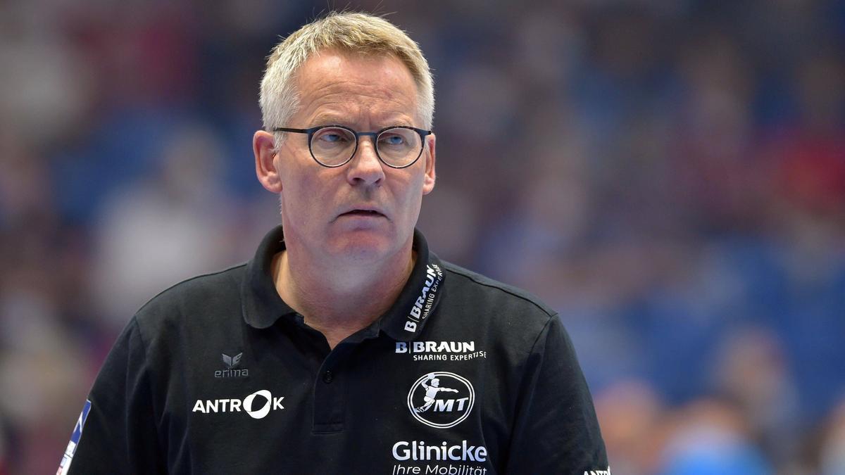 Melsungen trennte sich von Trainer Gudmundur Gudmundsson