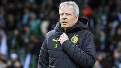 Lucien Favre und der BVB sind raus aus dem Pokal