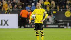 Marco Reus fehlt dem BVB wohl noch länger