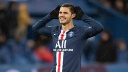 PSG verpflichtet Mauro Icardi fest