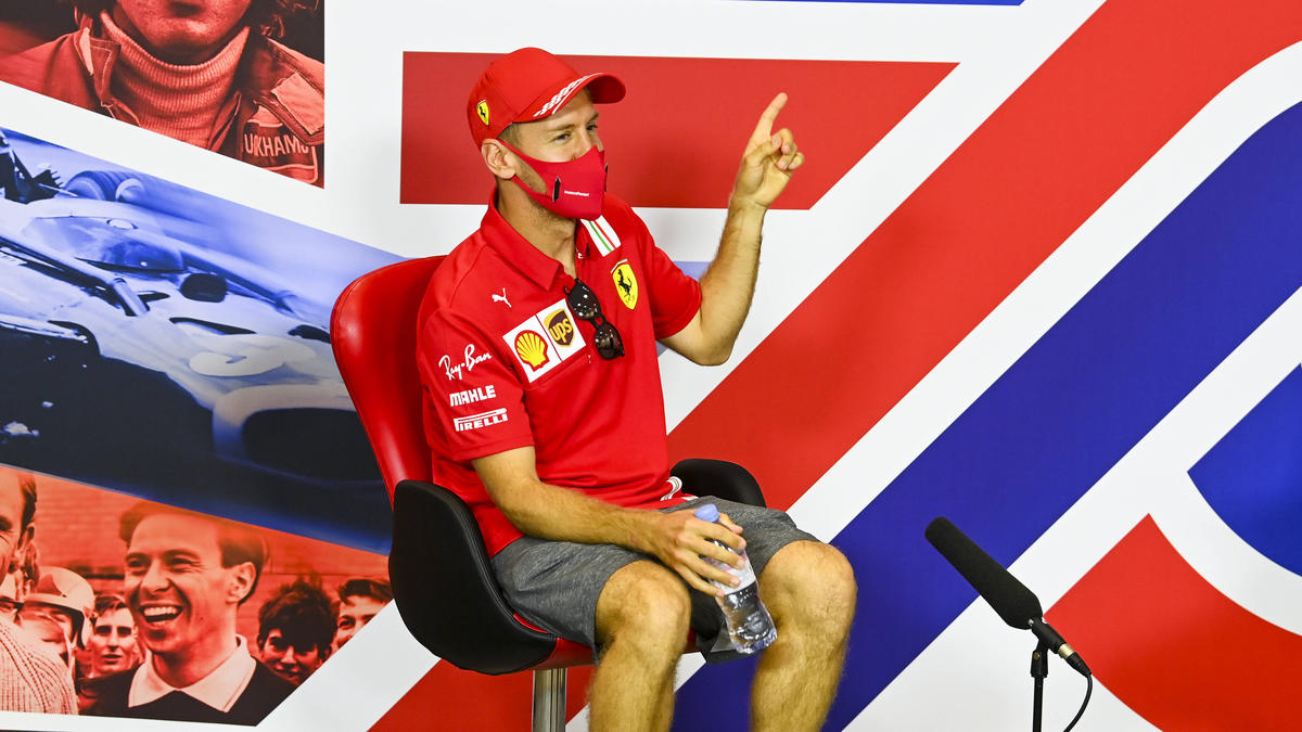 Bleibt Sebastian Vettel in der Formel 1?