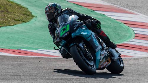 Franco Morbidelli fuhr im 2. Freien Training die Bestzeit