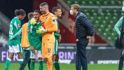 Florian Kohfelt (r.) bliebt zum vierten Mal ungeschlagen