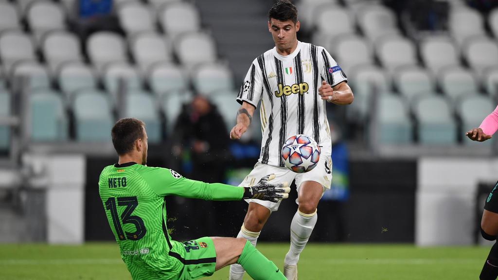 Morata erzielte gegen Barca drei Abseitstore