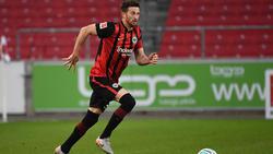 David Abraham wird noch bis Januar für Eintracht Frankfurt spielen