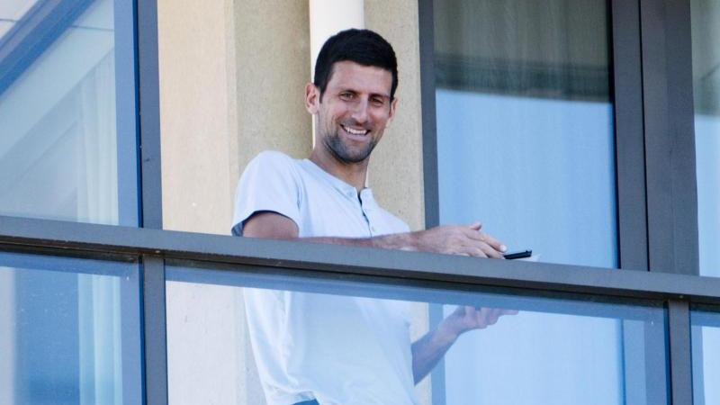 Novak Djokovic gehört zu den Superstars der Tennis-Szene