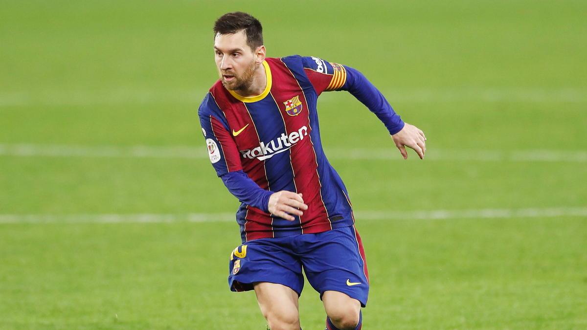 Platz zwei für Messi und Barca
