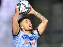 Jusuf Gazibegović fühlt sich in Graz wohl
