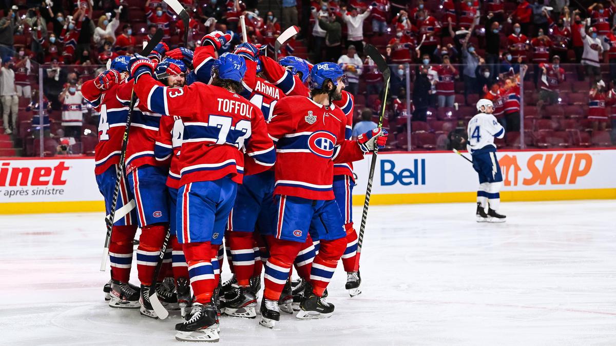 Montreal darf weiter vom NHL-Titel träumen