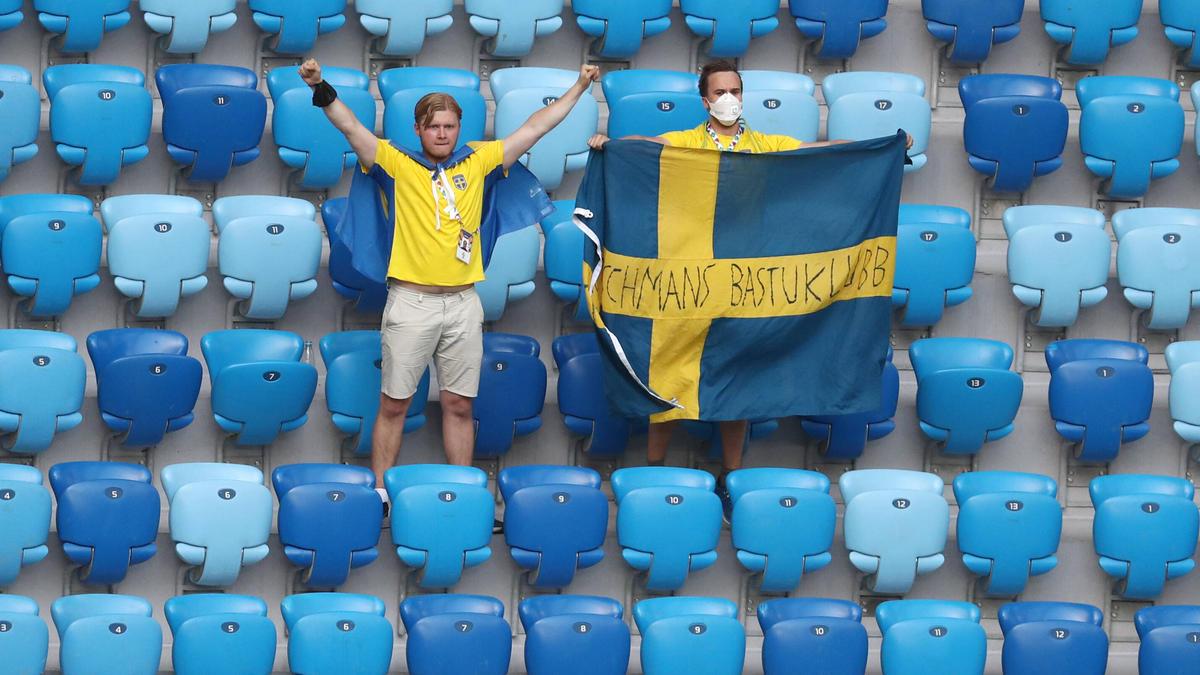Die Schweden wurden ausgezeichnet