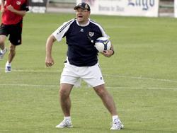 Vier Jahre lang gab Pepe Mel für Rayo auch im Training alles