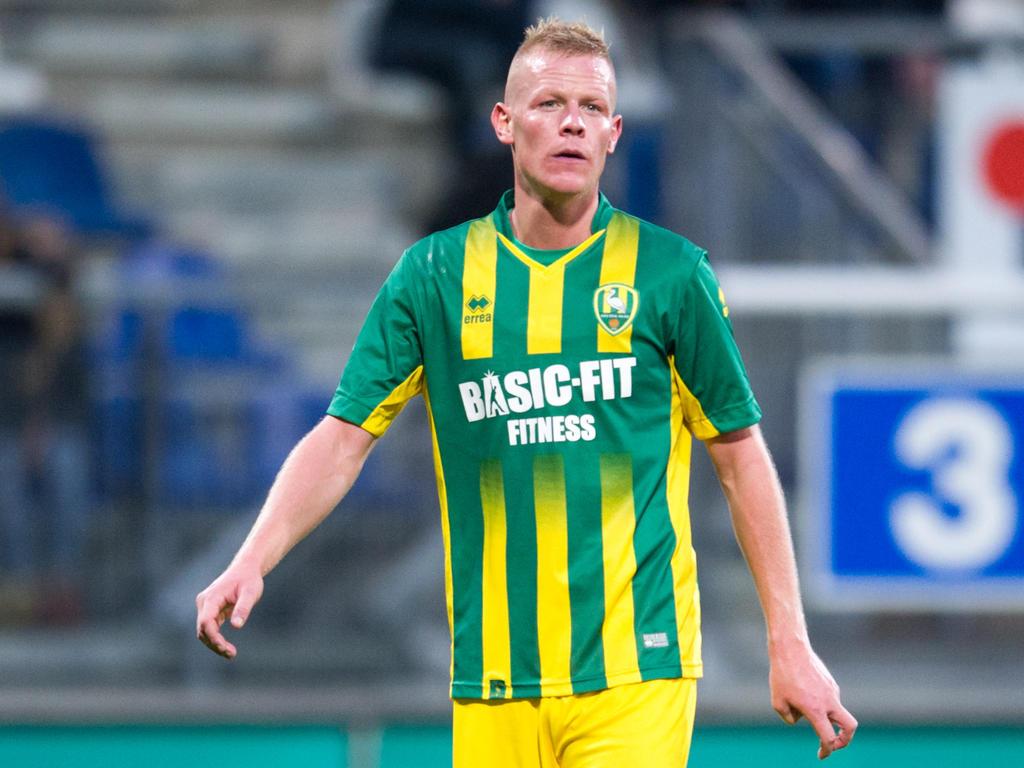 Eredivisie Nieuws Beugelsdijk Gaat Voor Linkerrijtje Met Ado