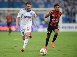 André-Pierre Gignac (l.) verlässt Olympique Marseille