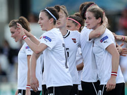 Österreichs Frauen-Nationalteam hat das Ticket zur EM 2017 in Griffweite
