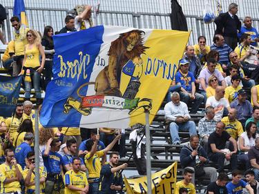 Auf die Fans von Frosinone Calcio könnten schwere Zeiten zukommen