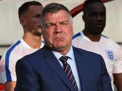 Sam Allardyce ist als englischer Teamchef entlassen worden