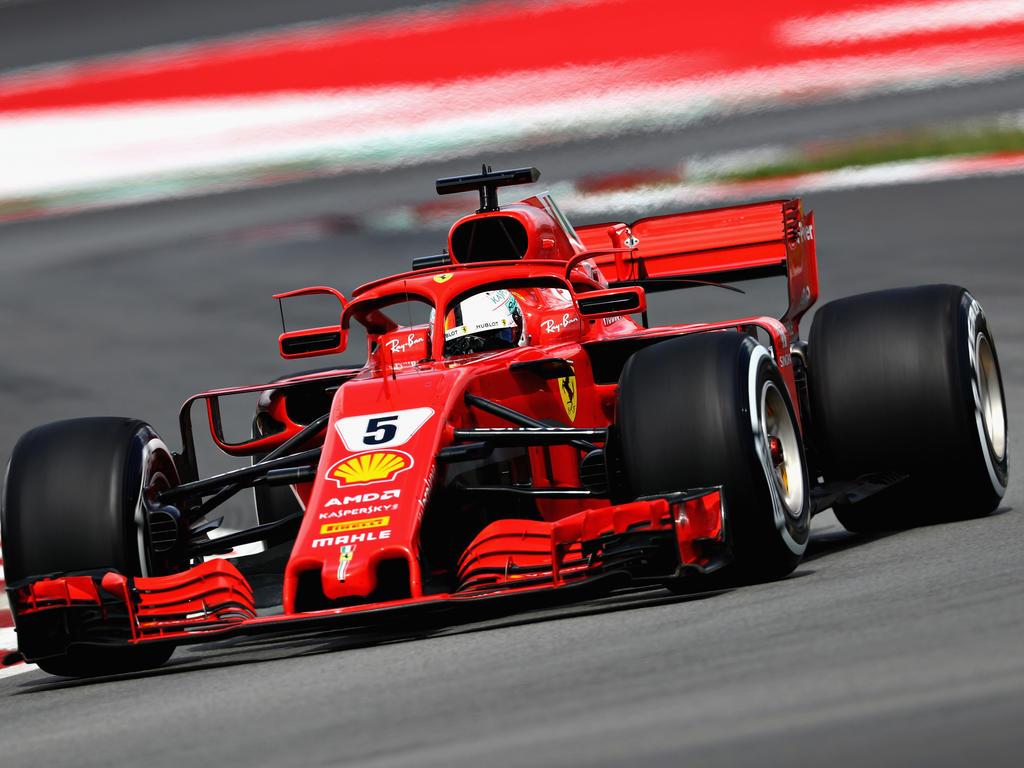 Die Pirelli-Reifen bereiteten Fahrern und Ingenieuren bei Ferrari Sorgen