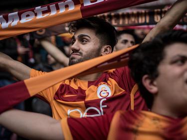 Imagen de la afición del Galatasaray turco. (Foto: Getty)