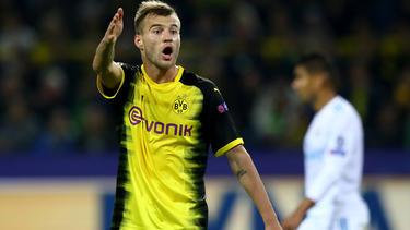 Andrey Yarmolenko wechselt vom BVB nach England