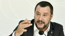 Matteo Salvini und die italienische Regierung denken über die Stärkung der Talentförderung nach