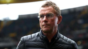 Ralf Rangnick hat bei RB Leipzig durchgegriffen