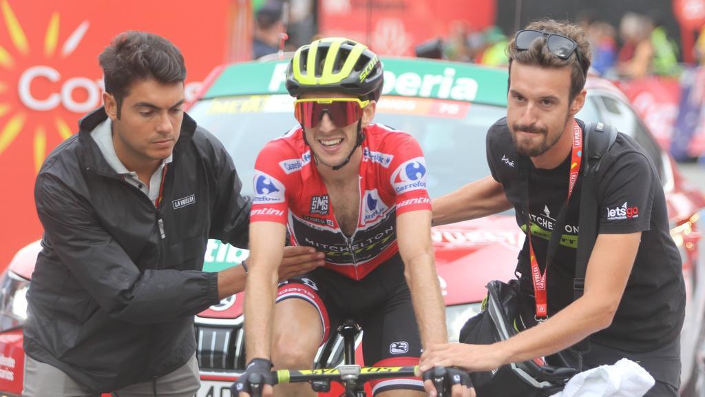 Simon Yates hat die 73. Vuelta gewonnen