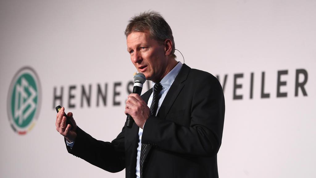 Frank Wormuth war zehn Jahre Chefausbilder beim DFB