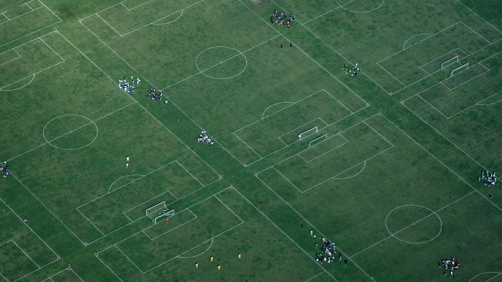 Die Hackney Marshes gelten als Seele des englischen Fußballs