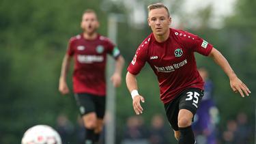 Uffe Bech wird bald zu Hannover zurückkehren