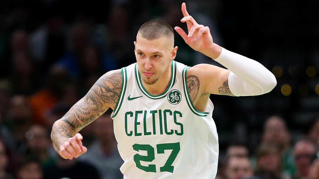 Celtics-Profi Daniel Theis