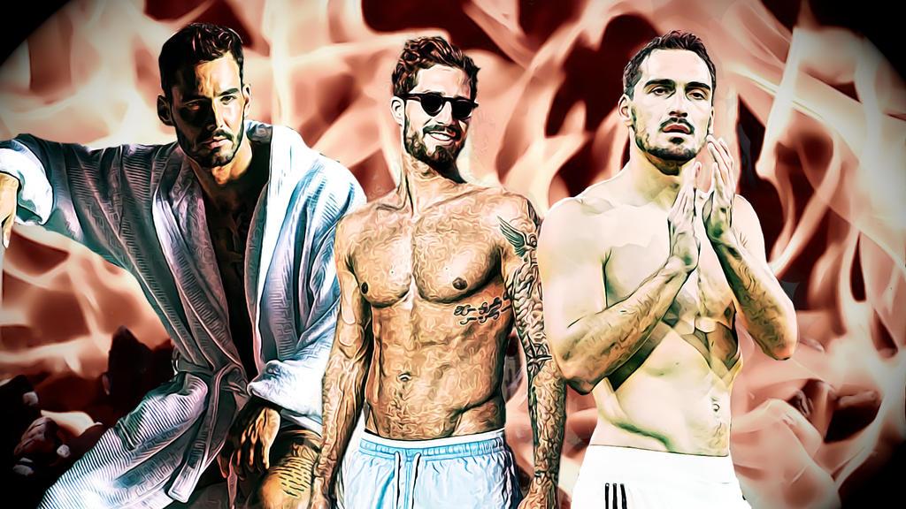 Wer ist der heißeste Bundesliga-Profi?