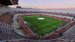 Vistas del estadio Ramón Sánchez-Pizjuán en Sevilla. (Foto: Getty)