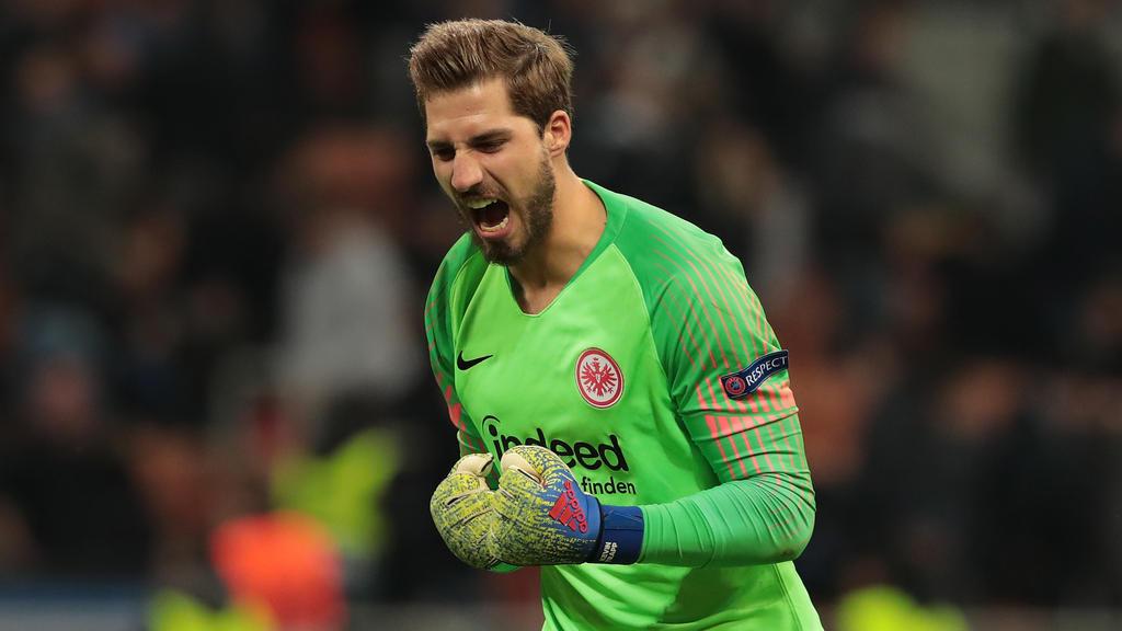 Eintracht Frankfurt steht im Viertelfinale der Europa League