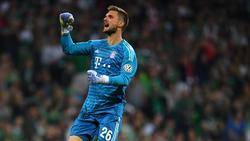 Sven Ulreich vom FC Bayern wurde erstmals für die Nationalmannschaft nominiert