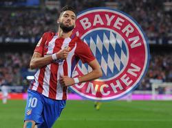 Yannick Ferreira-Carrasco soll im Fokus des FC Bayern stehen