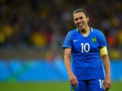 Marta darf beim Testspiel gegen Deutschland nicht mitwirken
