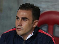 Fabio Cannavaro ist nicht mehr Trainer bei Tianjin