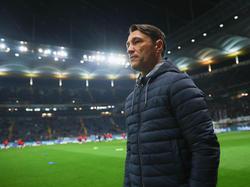 Kovac kann wieder auf David Abraham zurückgreifen